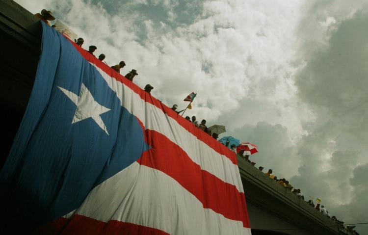 Puerto Rico Paro Nacional 2009 (foto por Mairym Ramos)