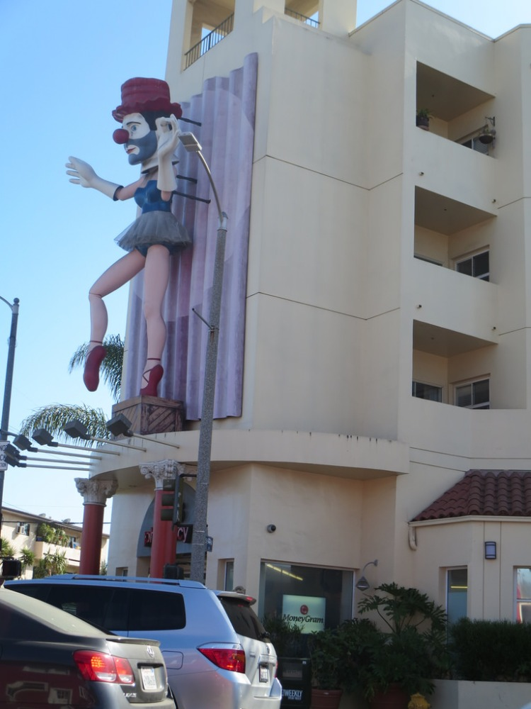 ballerina-clown-venice-los-angeles