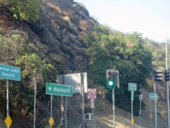 7) Mulholland Dr, as in David Lynch's movie