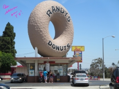 6) Randy's Donuts as seen on Californication